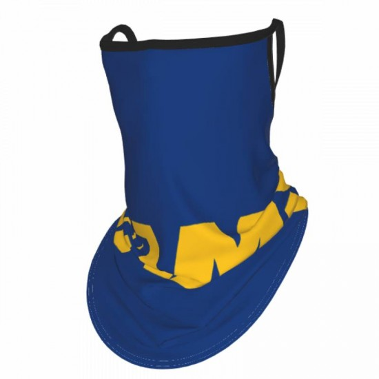 Adult ear protection NFL Los Angeles Rams Adult ear protection mask #310663 Reusable